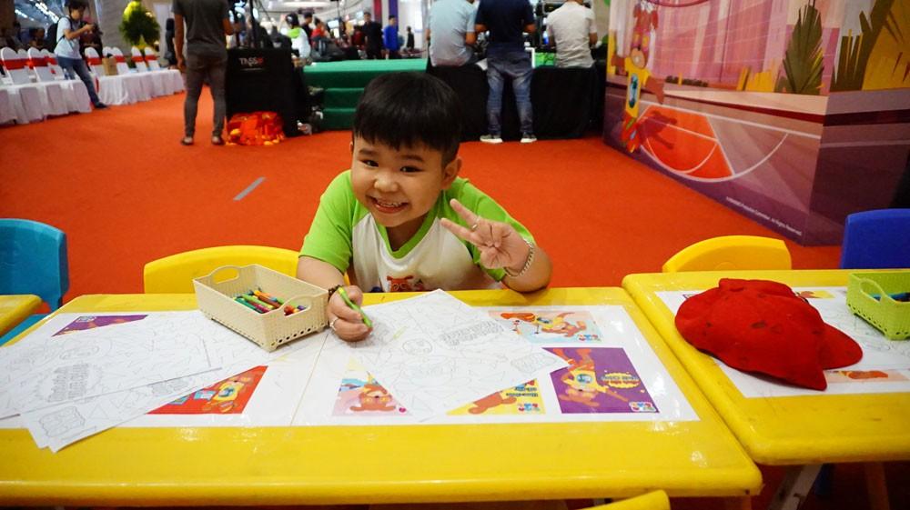 Sao nhí Việt hào hứng chào đón chương trình giải trí mới dành cho thiếu nhi - Ảnh 7.