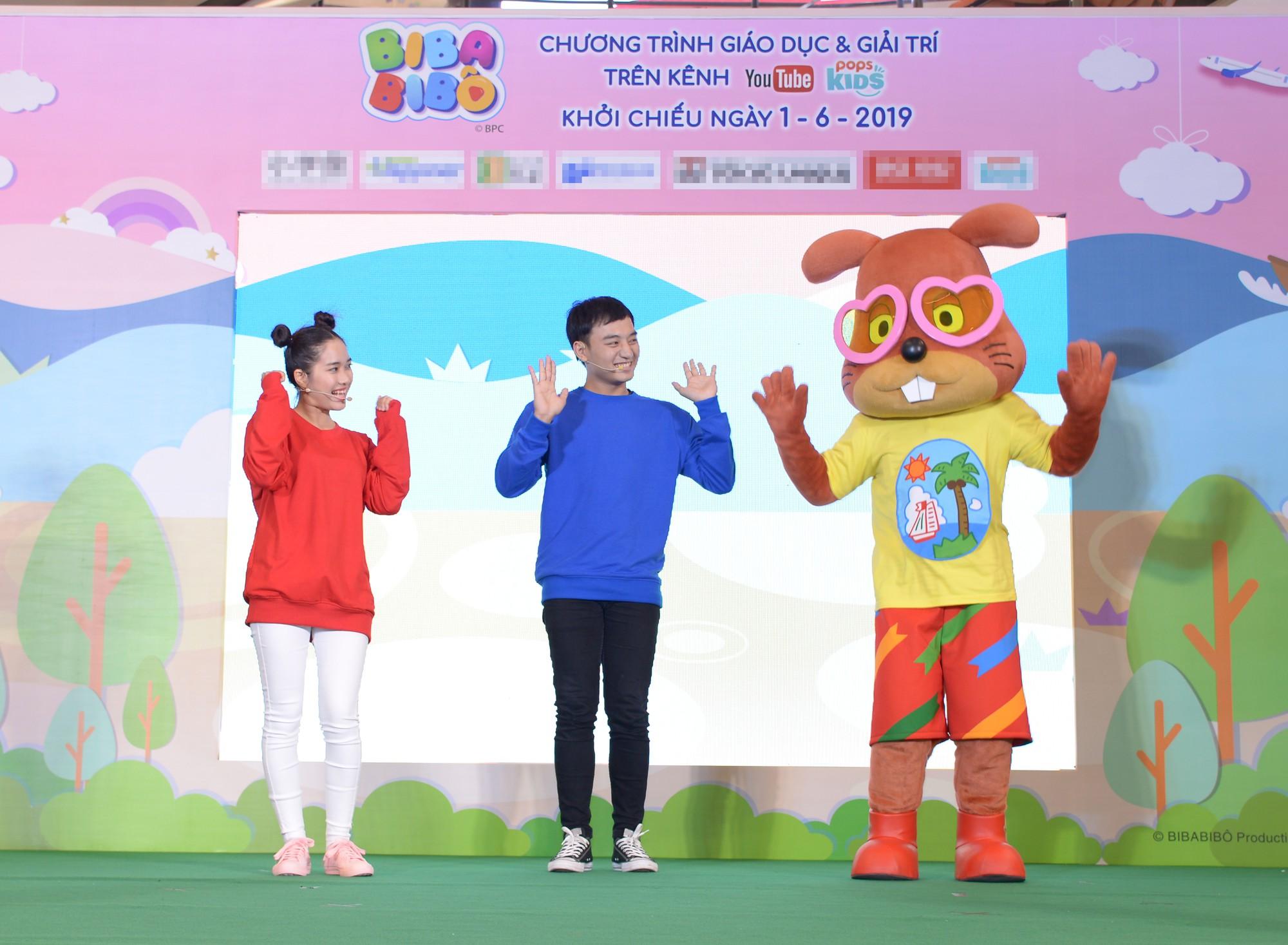 Sao nhí Việt hào hứng chào đón chương trình giải trí mới dành cho thiếu nhi - Ảnh 4.
