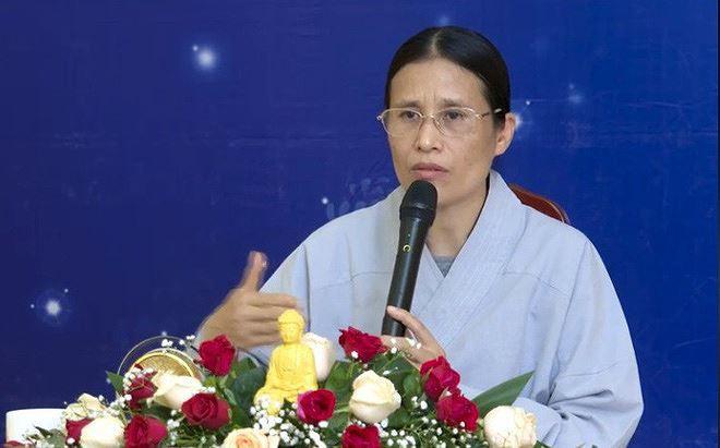 Bà Phạm Thị Yến lại đăng đàn thuyết giảng: Thách thức dư luận? - Ảnh 1.