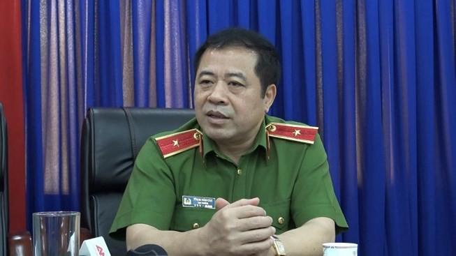 Tướng Các kể chuyện nhịn đói, ăn chuối chờ bắt 500kg ma túy ở TP HCM - Ảnh 1.