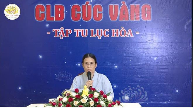 Bà Phạm Thị Yến lại đăng đàn thuyết giảng: Thách thức dư luận? - Ảnh 2.