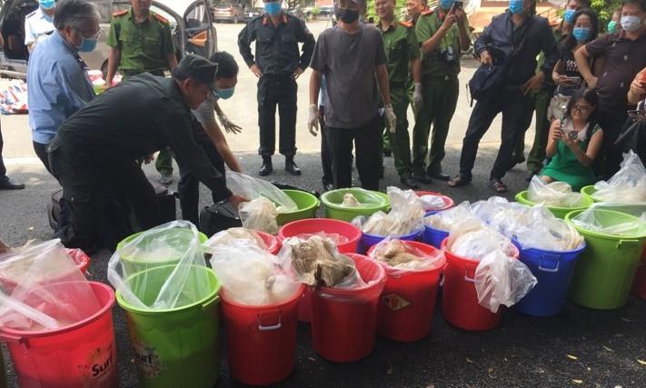 Tướng Các kể chuyện nhịn đói, ăn chuối chờ bắt 500kg ma túy ở TP HCM - Ảnh 2.