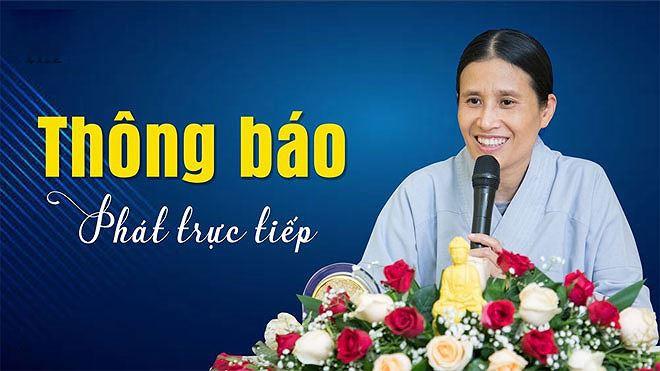 Bà Phạm Thị Yến lại đăng đàn thuyết giảng: Thách thức dư luận? - Ảnh 3.
