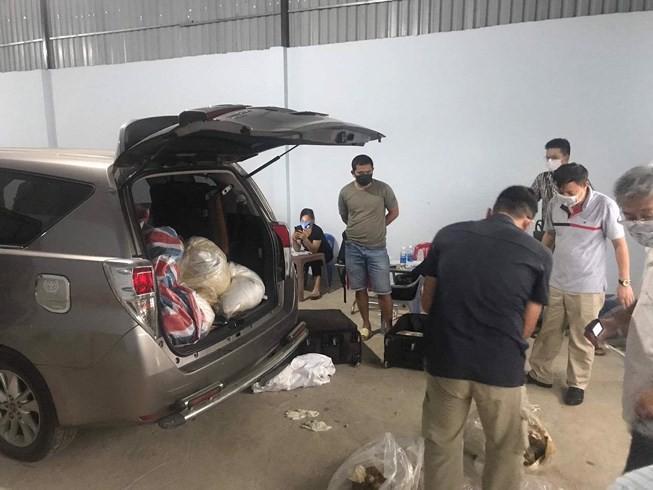 Tướng Các kể chuyện nhịn đói, ăn chuối chờ bắt 500kg ma túy ở TP HCM - Ảnh 3.
