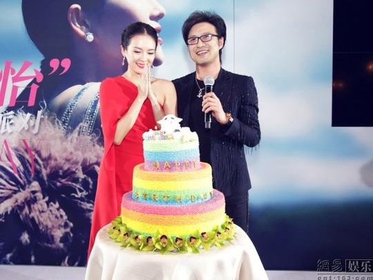 Chương Tử Di – Uông Phong: Từ cặp đôi bị ghét nhất làng giải trí Trung Quốc đến gia đình kiểu mẫu đáng ngưỡng mộ - Ảnh 4.