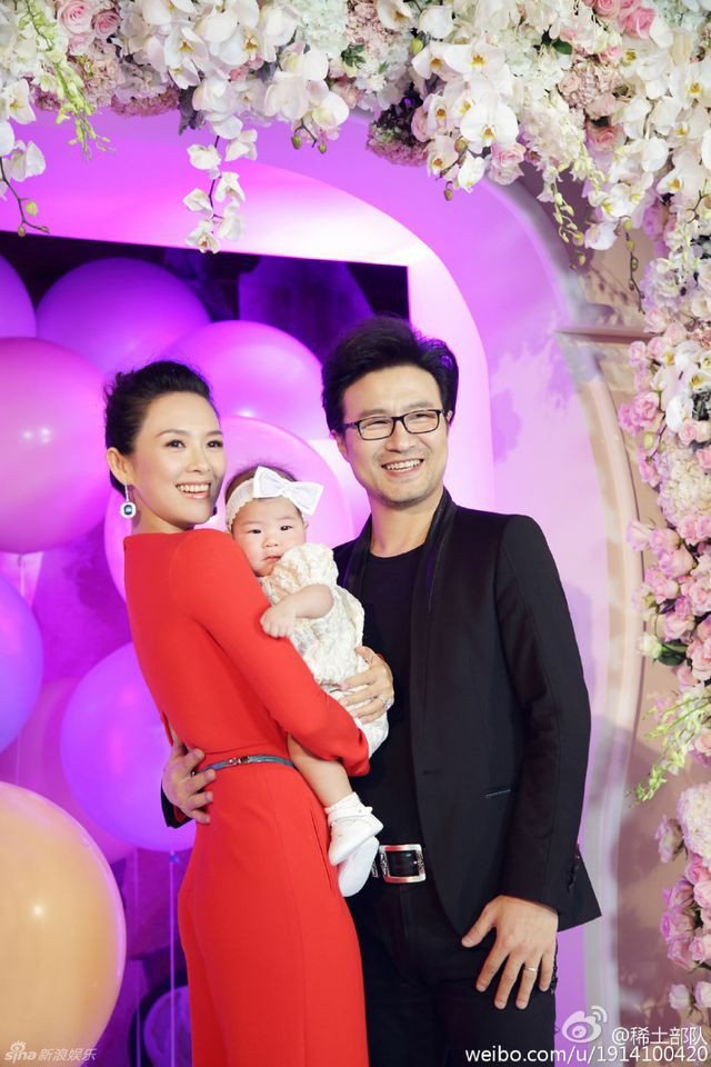 Chương Tử Di – Uông Phong: Từ cặp đôi bị ghét nhất làng giải trí Trung Quốc đến gia đình kiểu mẫu đáng ngưỡng mộ - Ảnh 5.