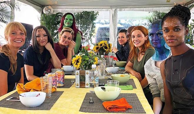10 ảnh hậu trường Avengers: Endgame ấn tượng nhất - Ảnh 6.