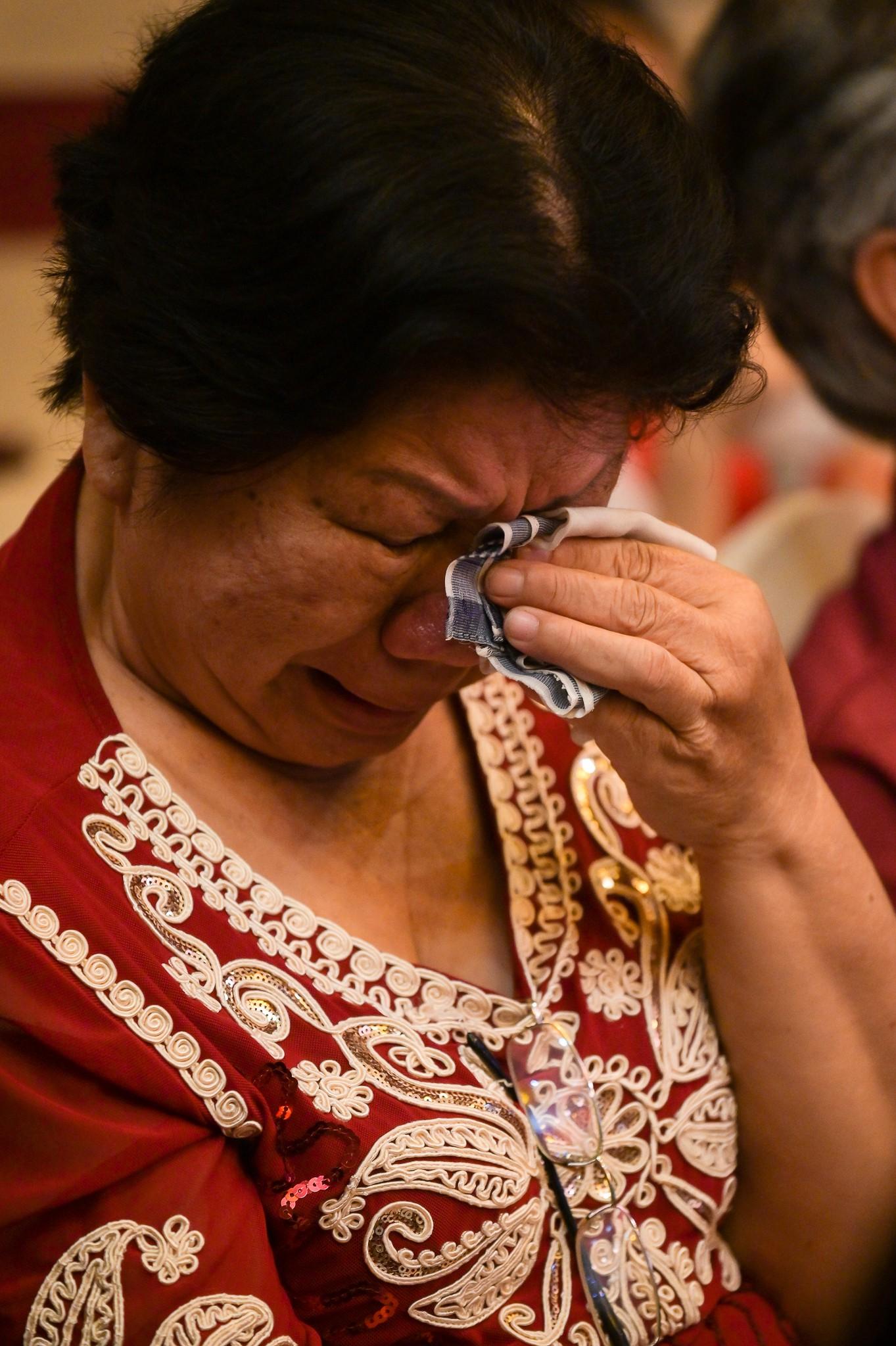 MC Quỳnh Hương khuyến khích mọi người đừng ngại ngần ôm và hôn mẹ khi còn có thể - Ảnh 9.