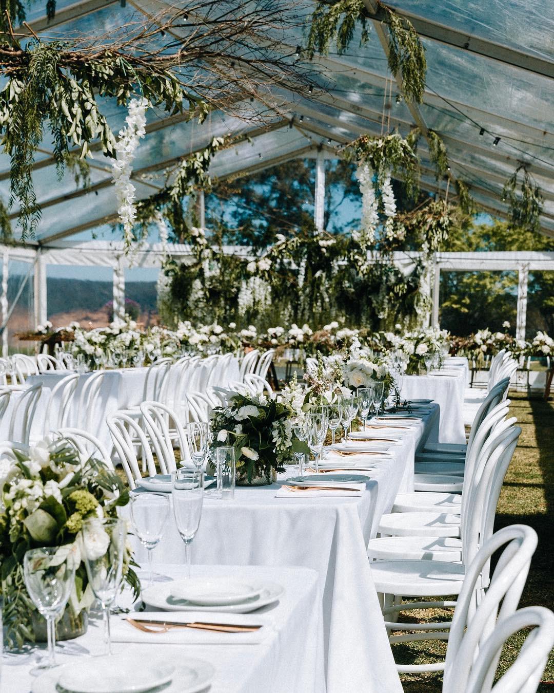 Đám cưới xa hoa của cặp đồng tính giữa núi rừng khiến nhiều người phát hờn - Ảnh 16.