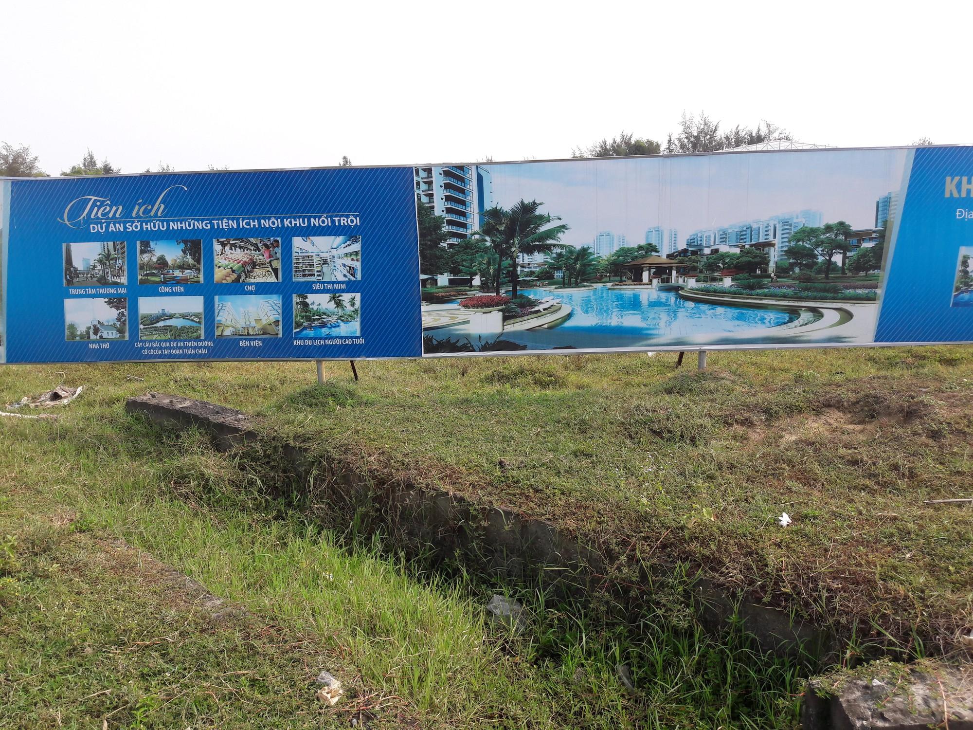 Cận cảnh khu đất của công ty Bách Đạt An ở Quảng Nam mà người dân rót tiền tỉ mua, lòng như lửa đốt đòi sổ đỏ - Ảnh 6.