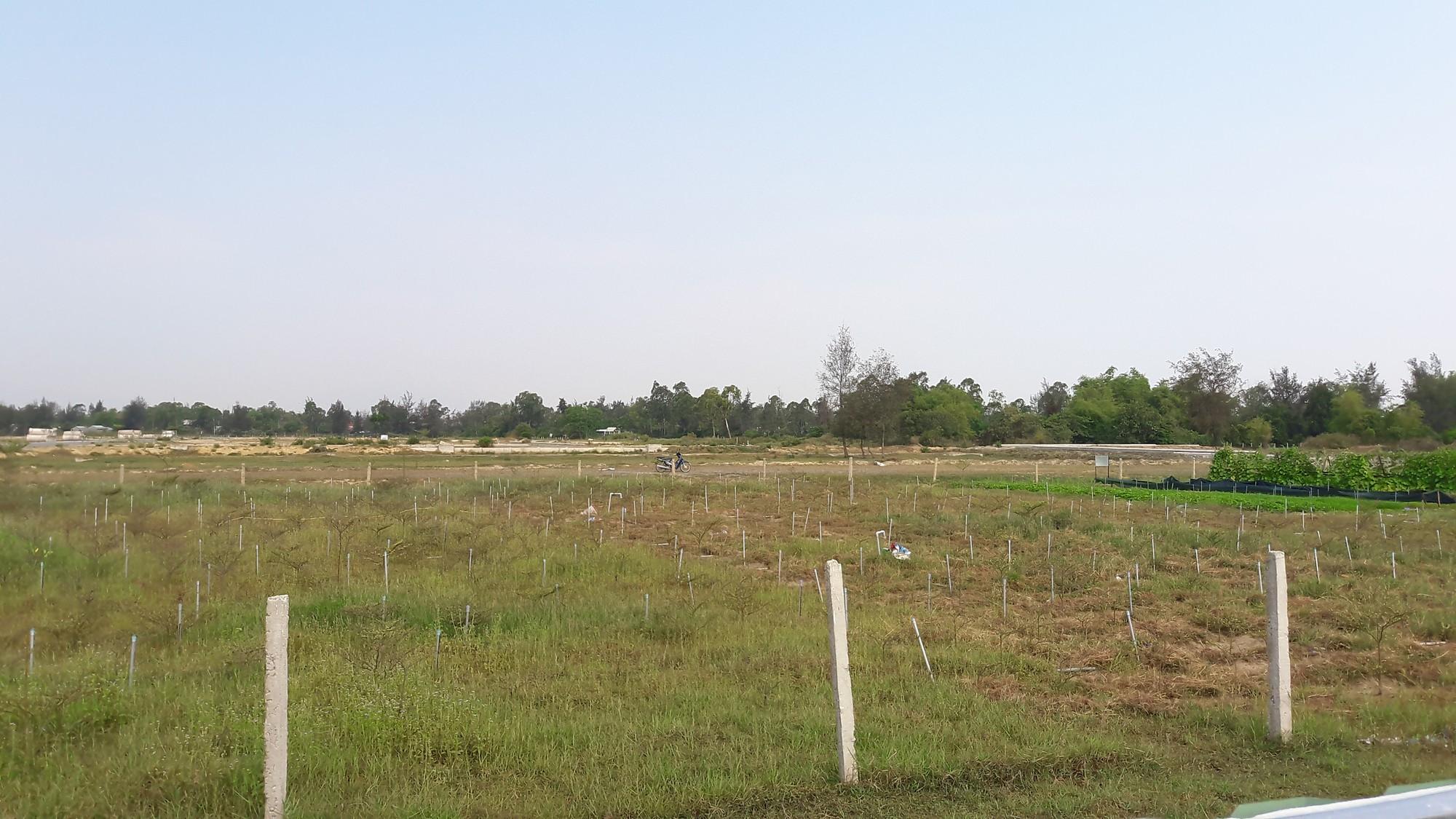 Cận cảnh khu đất của công ty Bách Đạt An ở Quảng Nam mà người dân rót tiền tỉ mua, lòng như lửa đốt đòi sổ đỏ - Ảnh 4.