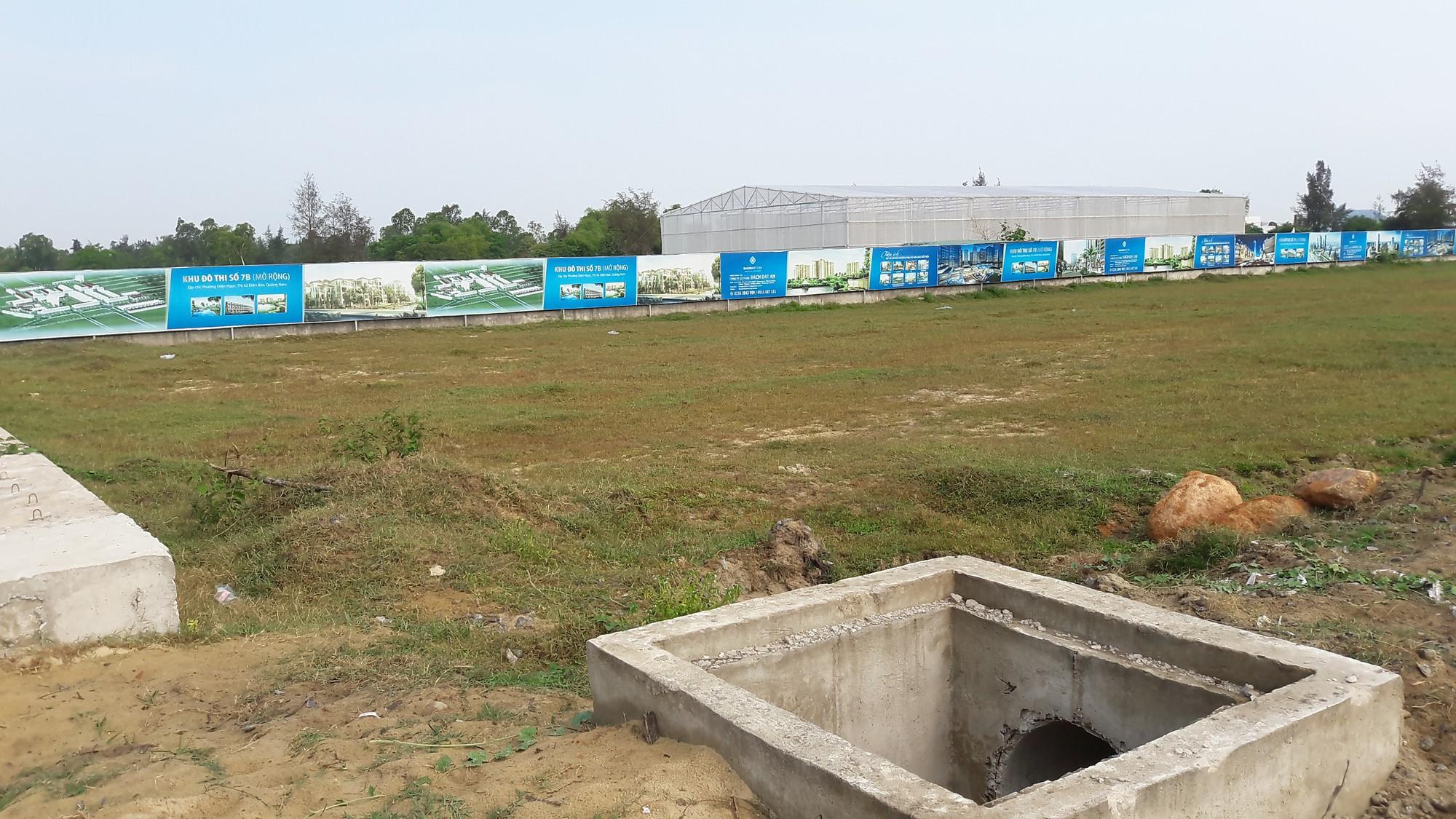 Cận cảnh khu đất của công ty Bách Đạt An ở Quảng Nam mà người dân rót tiền tỉ mua, lòng như lửa đốt đòi sổ đỏ - Ảnh 11.