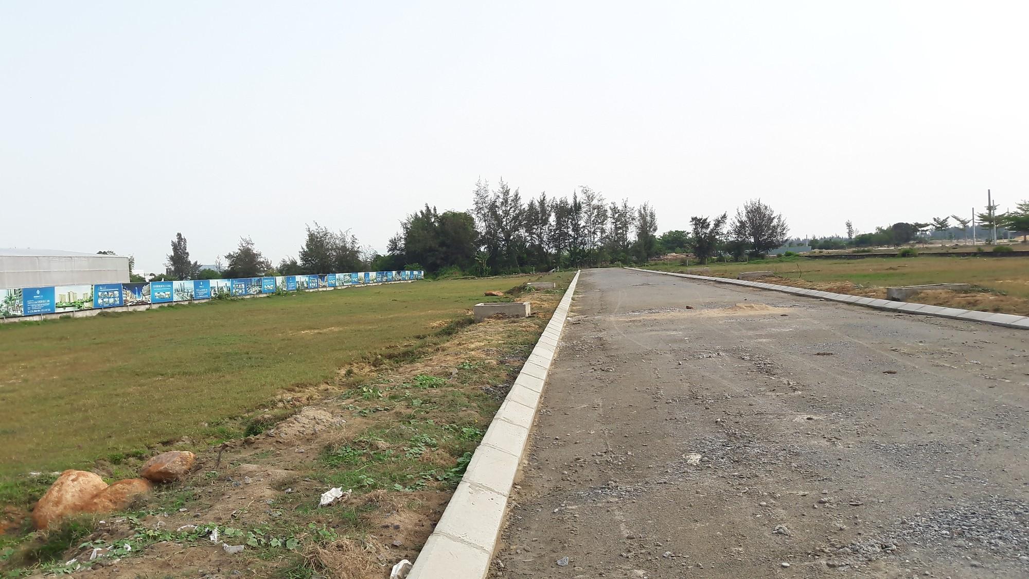Cận cảnh khu đất của công ty Bách Đạt An ở Quảng Nam mà người dân rót tiền tỉ mua, lòng như lửa đốt đòi sổ đỏ - Ảnh 10.