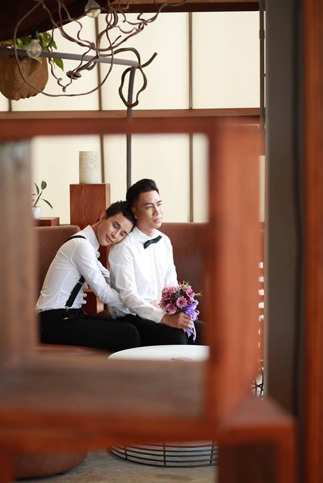 Lộ danh tính cô dâu - chú rể trong đám cưới đồng tính nam ở Kiên Giang mà dân mạng đang rần rần chia sẻ - Ảnh 8.