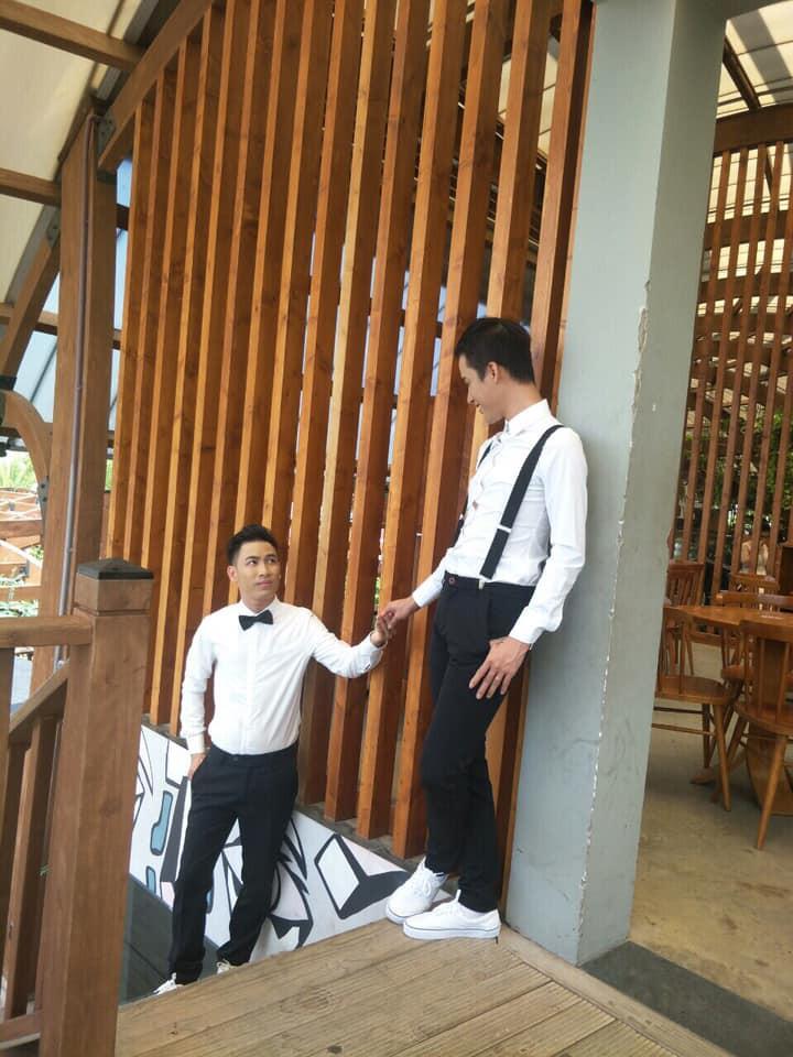 Lộ danh tính cô dâu - chú rể trong đám cưới đồng tính nam ở Kiên Giang mà dân mạng đang rần rần chia sẻ - Ảnh 9.