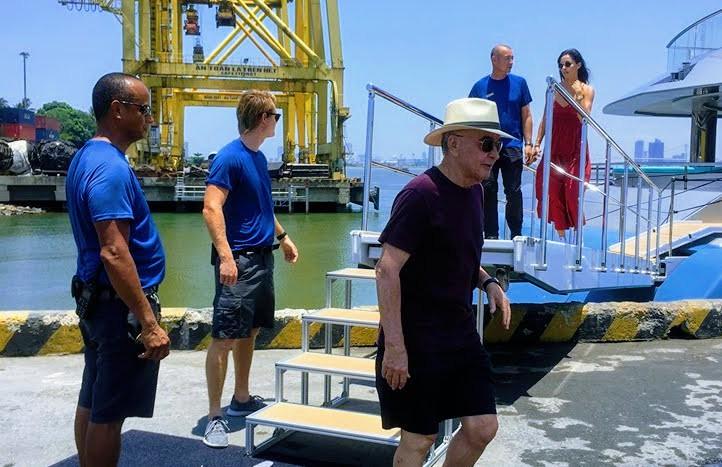 Siêu du thuyền 150 triệu USD của ông chủ CLB bóng đá Tottenham bất ngờ đến Đà Nẵng - Ảnh 2.