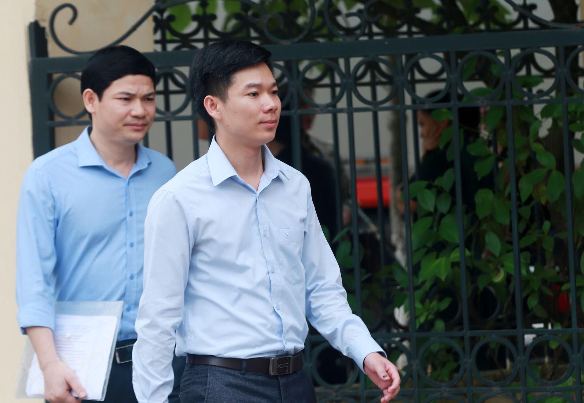 Vụ chạy thận khiến 9 người tử vong: Hoàng Công Lương hầu tòa phúc thẩm - Ảnh 6.