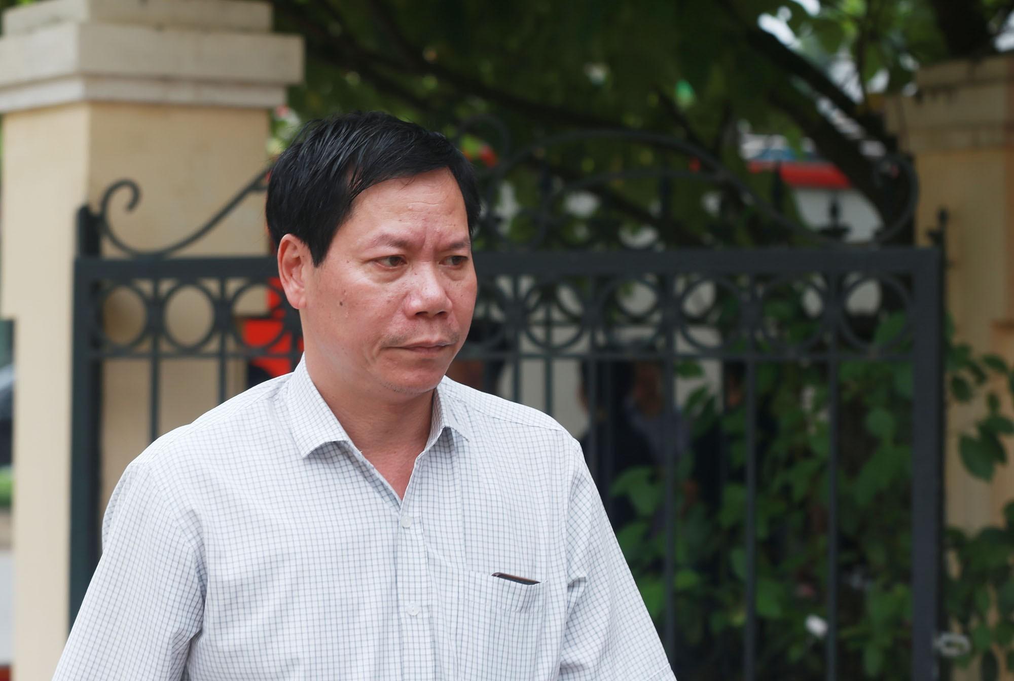 Vụ chạy thận khiến 9 người tử vong: Hoàng Công Lương hầu tòa phúc thẩm - Ảnh 5.