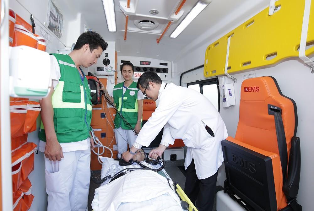 Vinmec Nha Trang – lựa chọn chăm sóc sức khỏe hàng đầu cho khách du lịch - Ảnh 2.