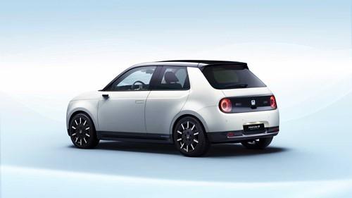 Honda sắp tung ra xe điện cỡ nhỏ E Prototype - Ảnh 1.