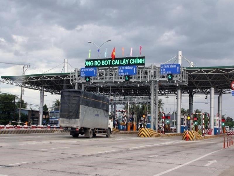 Bộ GTVT kiến nghị cho trạm BOT Cai Lậy thu phí trở lại - Ảnh 1.