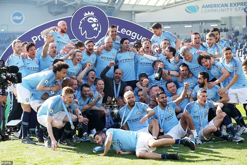 Man City liên tiếp vô địch Premier League: Giới hạn mới chờ bị phá bỏ - Ảnh 1.
