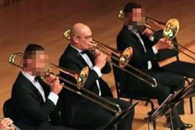 Học viện Âm nhạc Quốc gia Việt Nam lên tiếng về đối tượng ấu dâm chơi trong dàn nhạc - Ảnh 1.
