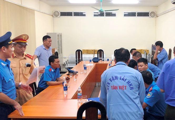 Phát hiện nhiều tài xế xe khách Hà Nội dính ma túy - Ảnh 4.