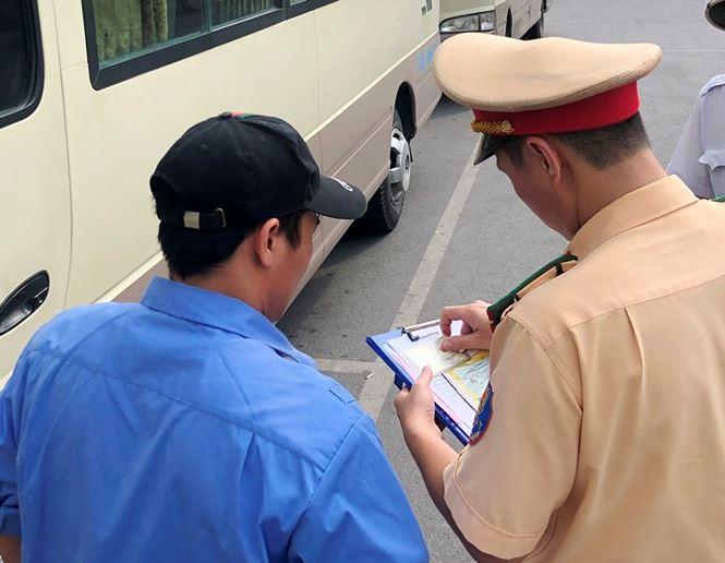 Phát hiện nhiều tài xế xe khách Hà Nội dính ma túy - Ảnh 6.