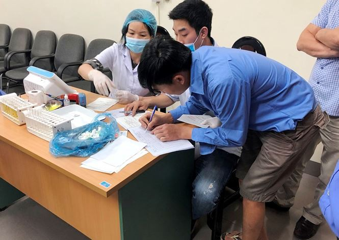 Phát hiện nhiều tài xế xe khách Hà Nội dính ma túy - Ảnh 8.