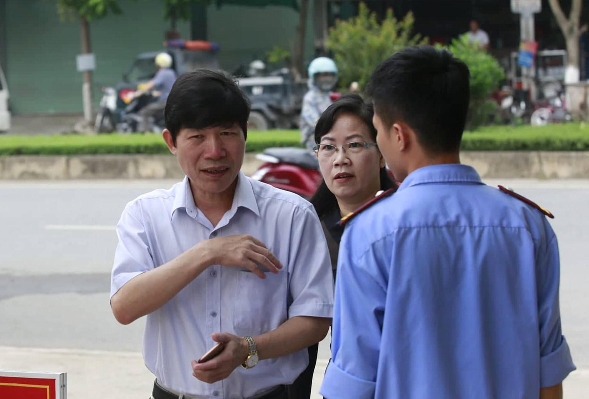 Vụ chạy thận khiến 9 người tử vong: Hoàng Công Lương hầu tòa phúc thẩm - Ảnh 4.