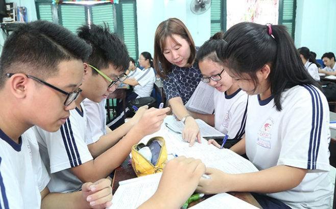 Đề thi học kì 2 lớp 8 môn Lịch sử Phòng GD&ĐT Vĩnh Tường năm 2019