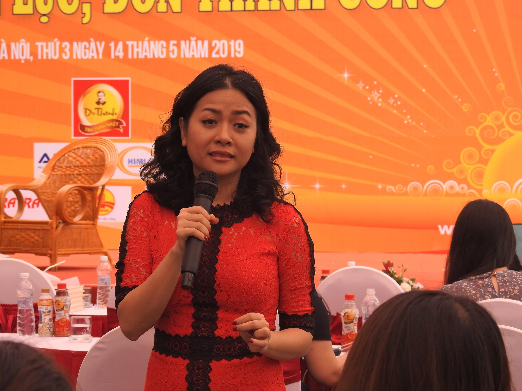 Ái nữ ông Trần Quí Thanh: 'Nếu 25 năm trước, Tân Hiệp Phát không bắt đầu thì thị trường hiện nay cũng chỉ có Coca và Pepsi - Ảnh 1.
