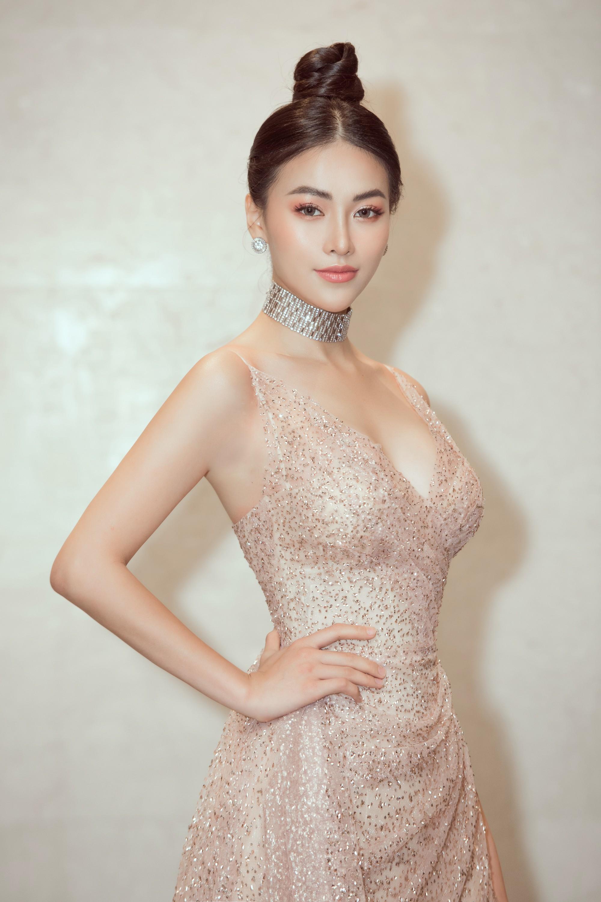Hoa hậu Phương Khánh giảm 10 kg để sở hữu vòng eo 54 cm - Ảnh 7.