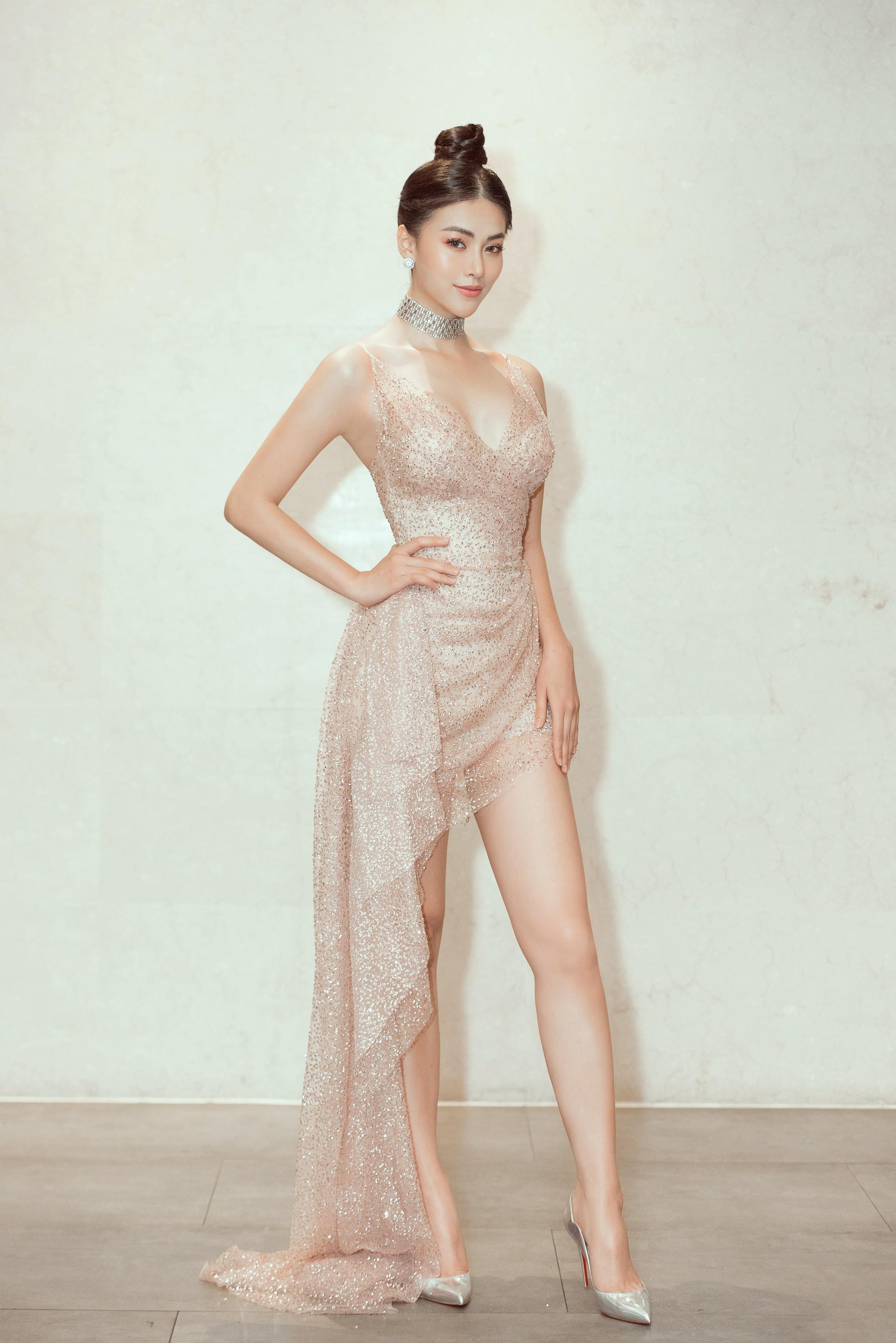 Hoa hậu Phương Khánh giảm 10 kg để sở hữu vòng eo 54 cm - Ảnh 6.