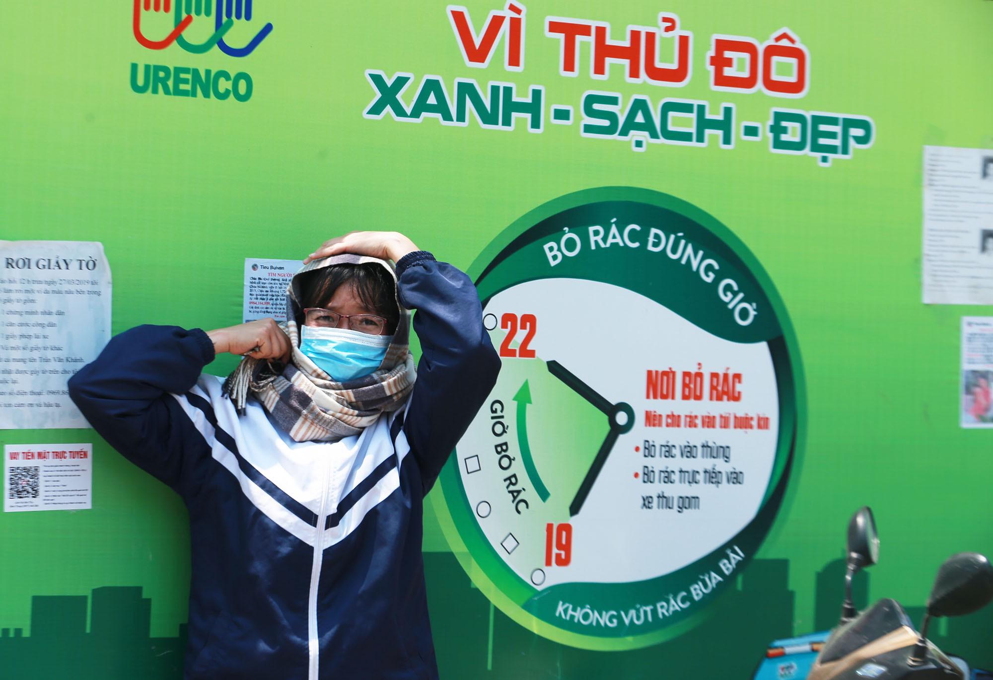 Hà Nội: Nhiều tuyến đường trang bị nhà ở di động cho xe đẩy rác - Ảnh 12.