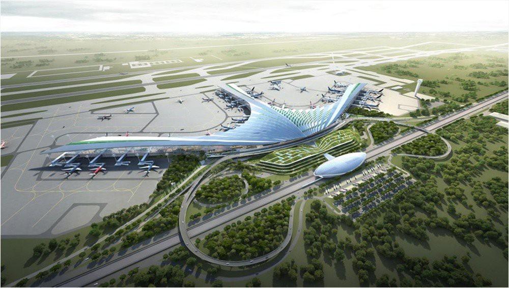 Sân bay Long Thành phải kết nối trực tiếp sân bay Tân Sơn Nhất và TP HCM - Ảnh 1.