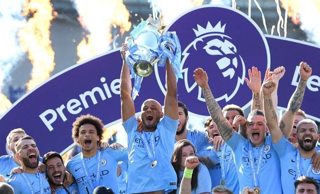 Man City có thể bị cấm tham dự Champions League - Ảnh 1.