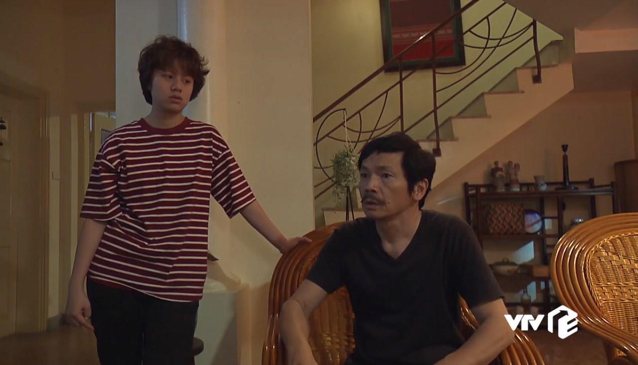 Về nhà đi con tập 22: Vũ ngỡ ngàng biết Thư còn trong trắng, Dương bỏ thi để kiếm tiền giúp chị trả nợ - Ảnh 15.