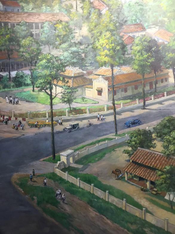 Bí ẩn gốc tích chiếc cổng Gia Định giữa lòng Sài Gòn - Ảnh 3.