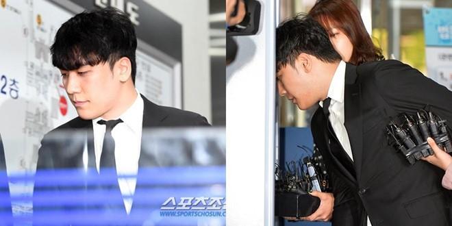 Seungri bị trói và còng tay khi rời tòa án, có thể ở tù 2 - 3 năm - Ảnh 9.
