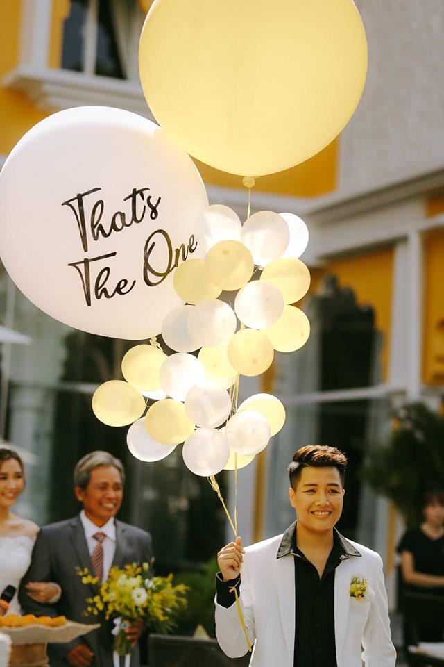 Lễ nguyện thề hạnh phúc của cặp đồng tính nữ Yun Bin và Tú Tri - Ảnh 10.