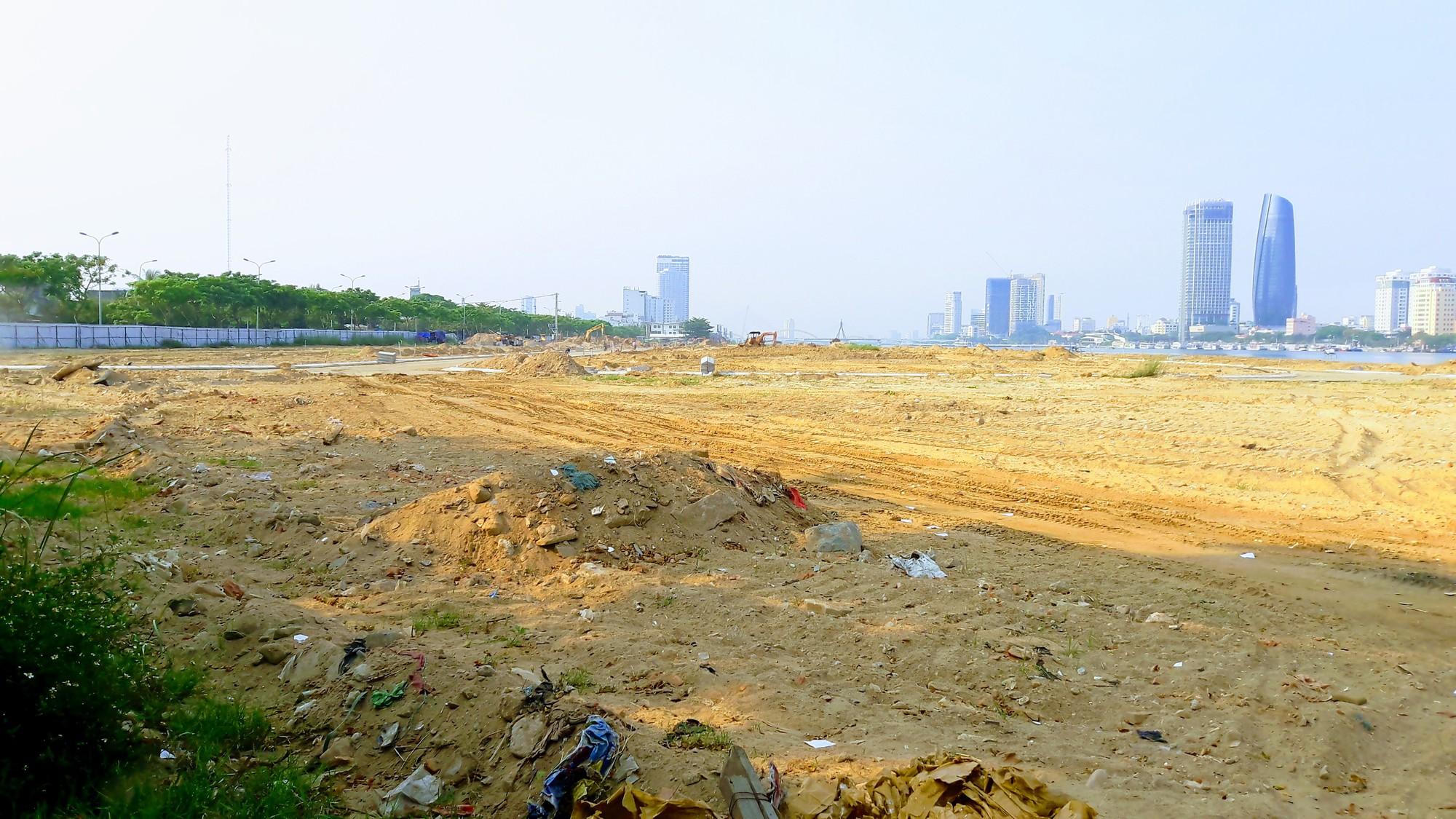 Chủ đầu tư hai dự án bất động sản lấn sông Hàn thống nhất dành khu ven sông làm công viên, lối đi bộ - Ảnh 11.