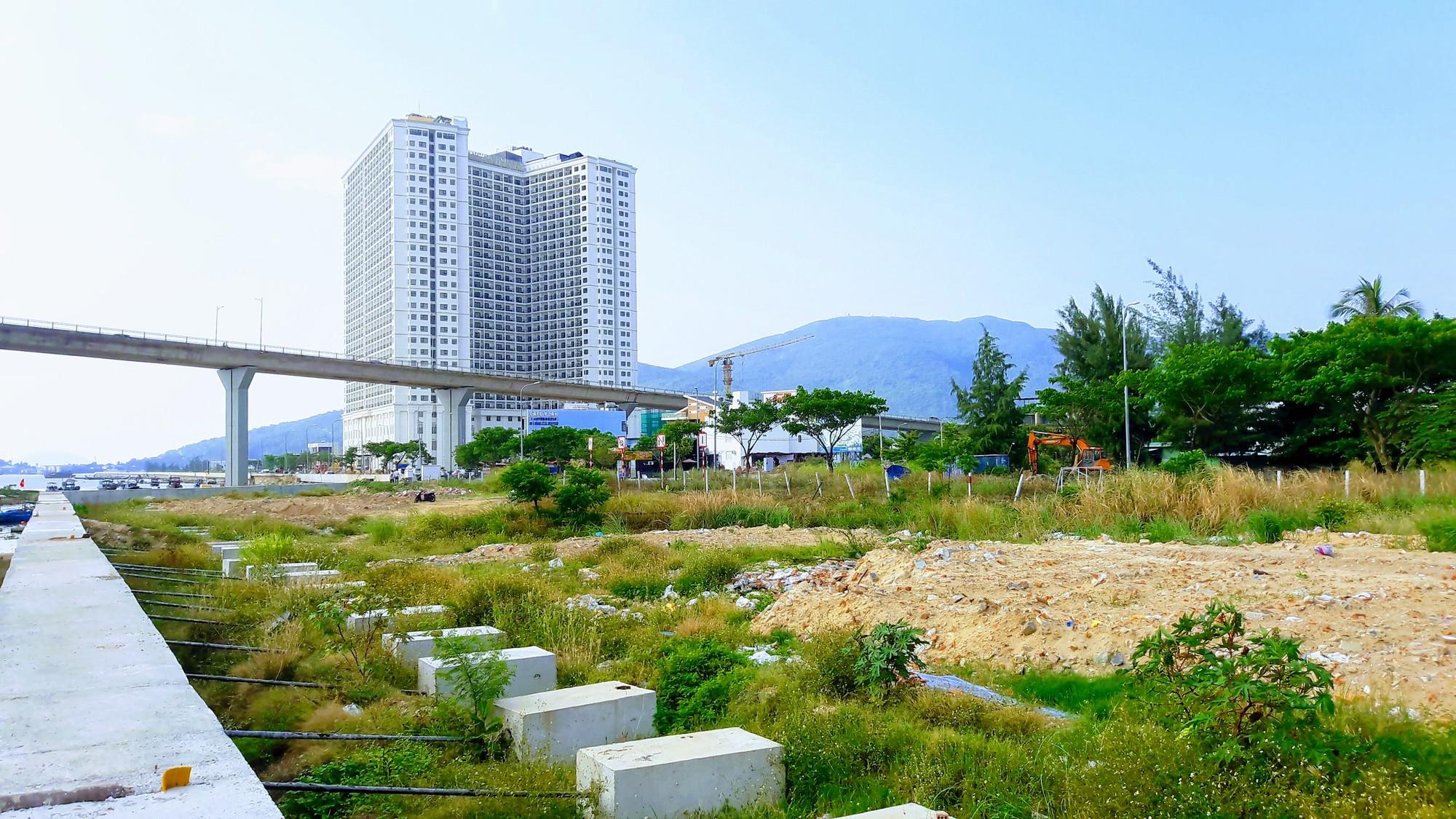 Chủ đầu tư hai dự án bất động sản lấn sông Hàn thống nhất dành khu ven sông làm công viên, lối đi bộ - Ảnh 8.