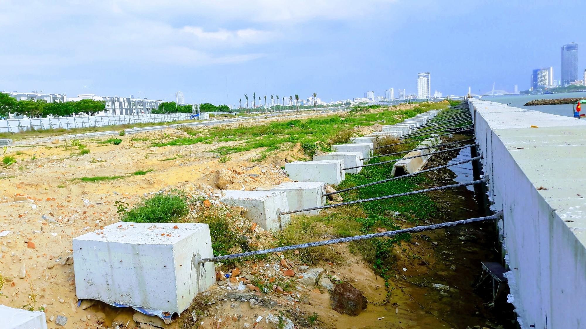 Chủ đầu tư hai dự án bất động sản lấn sông Hàn thống nhất dành khu ven sông làm công viên, lối đi bộ - Ảnh 6.