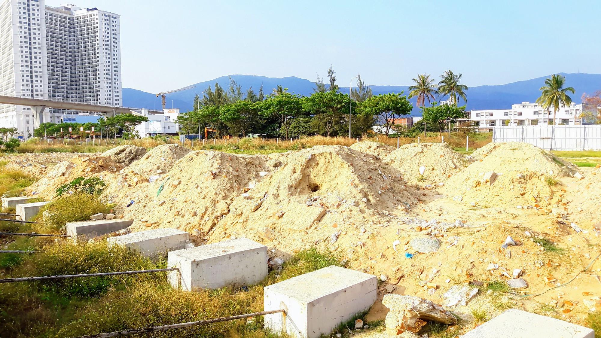Chủ đầu tư hai dự án bất động sản lấn sông Hàn thống nhất dành khu ven sông làm công viên, lối đi bộ - Ảnh 9.