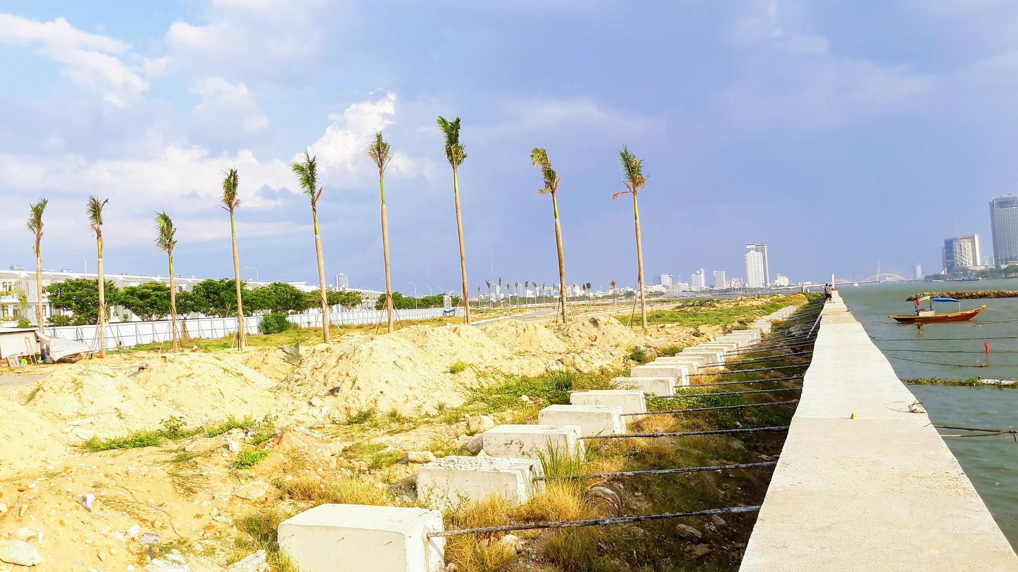 Chủ đầu tư hai dự án bất động sản lấn sông Hàn thống nhất dành khu ven sông làm công viên, lối đi bộ - Ảnh 3.