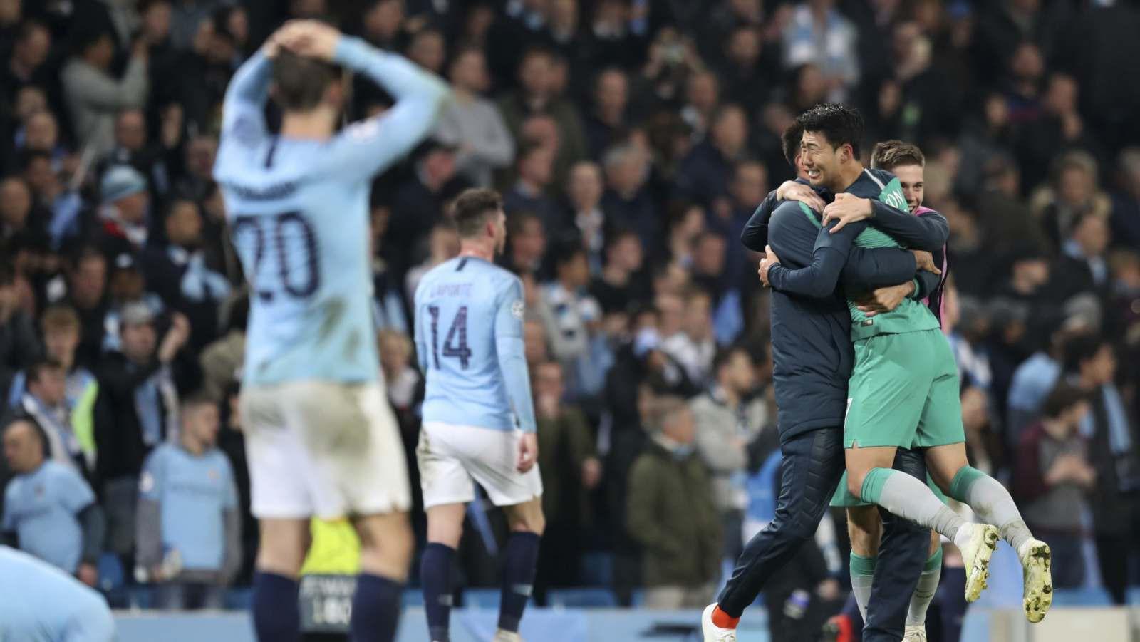 Man City phản pháo mạnh mẽ cáo buộc mất suất Champions League vì luật công bằng tài chính - Ảnh 1.