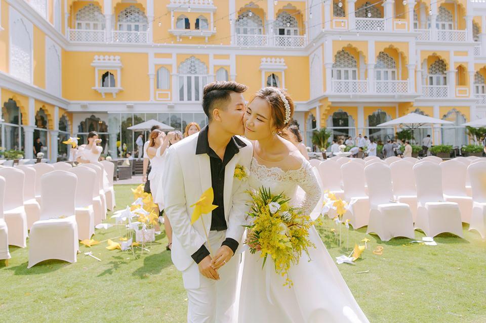 Lễ nguyện thề hạnh phúc của cặp đồng tính nữ Yun Bin và Tú Tri - Ảnh 7.