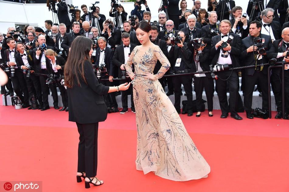 Những mặt tối của nghệ sĩ trên thảm đỏ Liên hoan phim Cannes 2019 - Ảnh 1.
